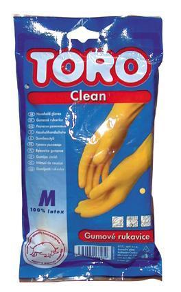 TORO Gumové rukavice TORO veľkosť M