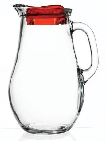 PASABAHCE Sklenený džbán s viečkom BISTRO 1,85l
