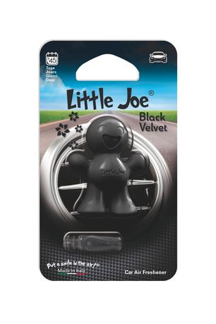 LITTLE JOE Osviežovač vzduchu do auta LITTLE JOE Black velvet