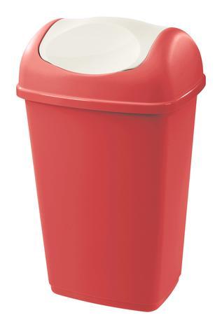 Tontarelli Plastový kôš na odpadky TONTARELLI Grace 15l