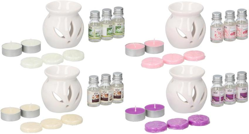Darčekový aroma set, 9 ks, assort