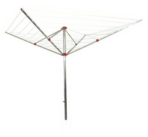 Záhradný sušiak TORO 4 ramená 50m