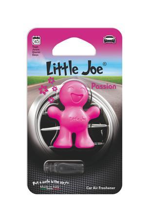 LITTLE JOE Osviežovač vzduchu do auta LITTLE JOE passion