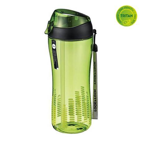 Športová fľaša lock 550 ml so silikónovou sla...