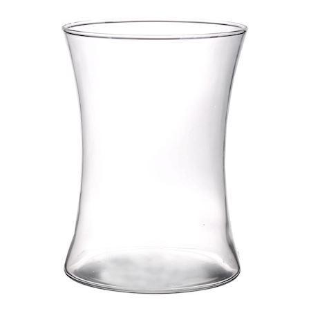 Sklenená váza OTIS 19cm