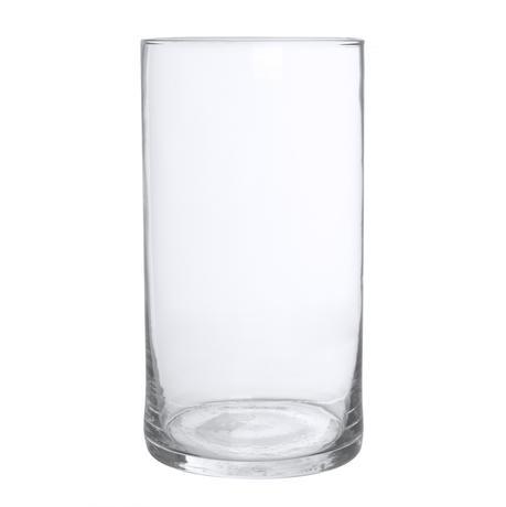 Sklenená váza ALSEY 29cm