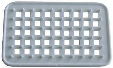 Husqvarna Manufacturing Podložka pod mydlo, plast