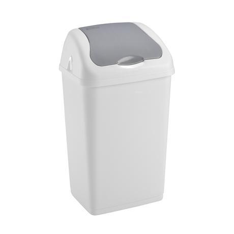 Plastový kôš na odpadky HEIDRUN 18l.