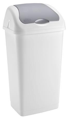 Plastový kôš na odpadky HEIDRUN 60l.