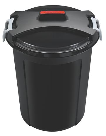 heidrun Plastový kôš na odpadky HEIDRUN 75l