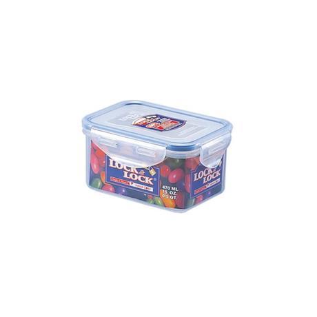 LOCKNLOCK Dóza na potraviny Lock - obdĺžnik, 470 ml