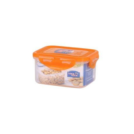 LOCK&LOCK Dóza na potraviny 470 ml, oranžová