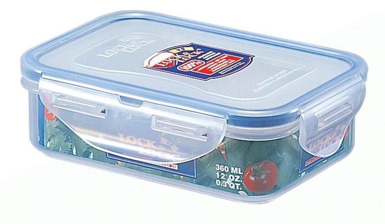 LOCK&LOCK Dóza na potraviny Lock - obdĺžnik, 360 ml