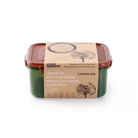 LOCKNLOCK Dóza na potraviny LOCK Eco 600ml