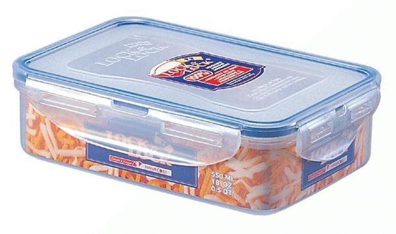 LOCK&LOCK Dóza na potraviny Lock - obdĺžnik, 550 ml