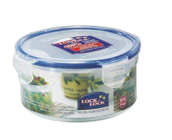 LOCK&LOCK Dóza na potraviny Lock okrúhla, 600 ml