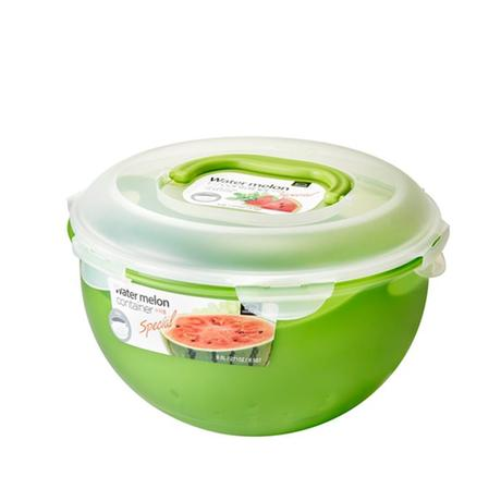 LOCKNLOCK Dóza na meloun LOCK 8l, zelená