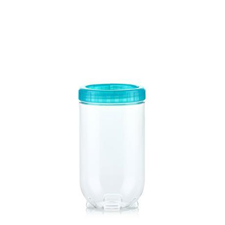 LOCKNLOCK Dóza na potraviny Interlock 1000 ml, modrá