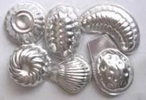 Kovovýroba Bystřice n.p Sada formičiek - 30 ks (6 druhov á 5 ks), blister