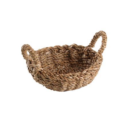 Košík s ušami Toro morská tráva 20 x 8 cm
