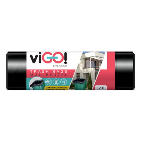 VIGO Vrecká do odpadkových košov 120l VIGO De luxe 10ks