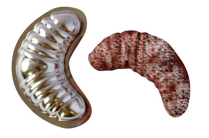 Smolík Formičky na pečivo - rožteky malé, 20 ks