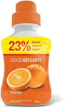 SODASTREAM SODASTREAM sirup orange 750ml
