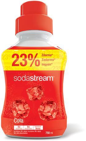 SODASTREAM SODASTREAM sirup cola 750ml