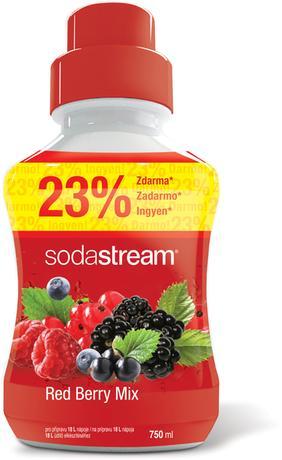SODASTREAM SODASTREAM sirup red berry 750ml