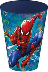 Plastový téglik Spiderman 430ml